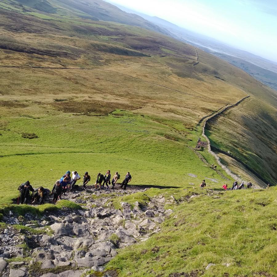 Challenge Walks and Treks